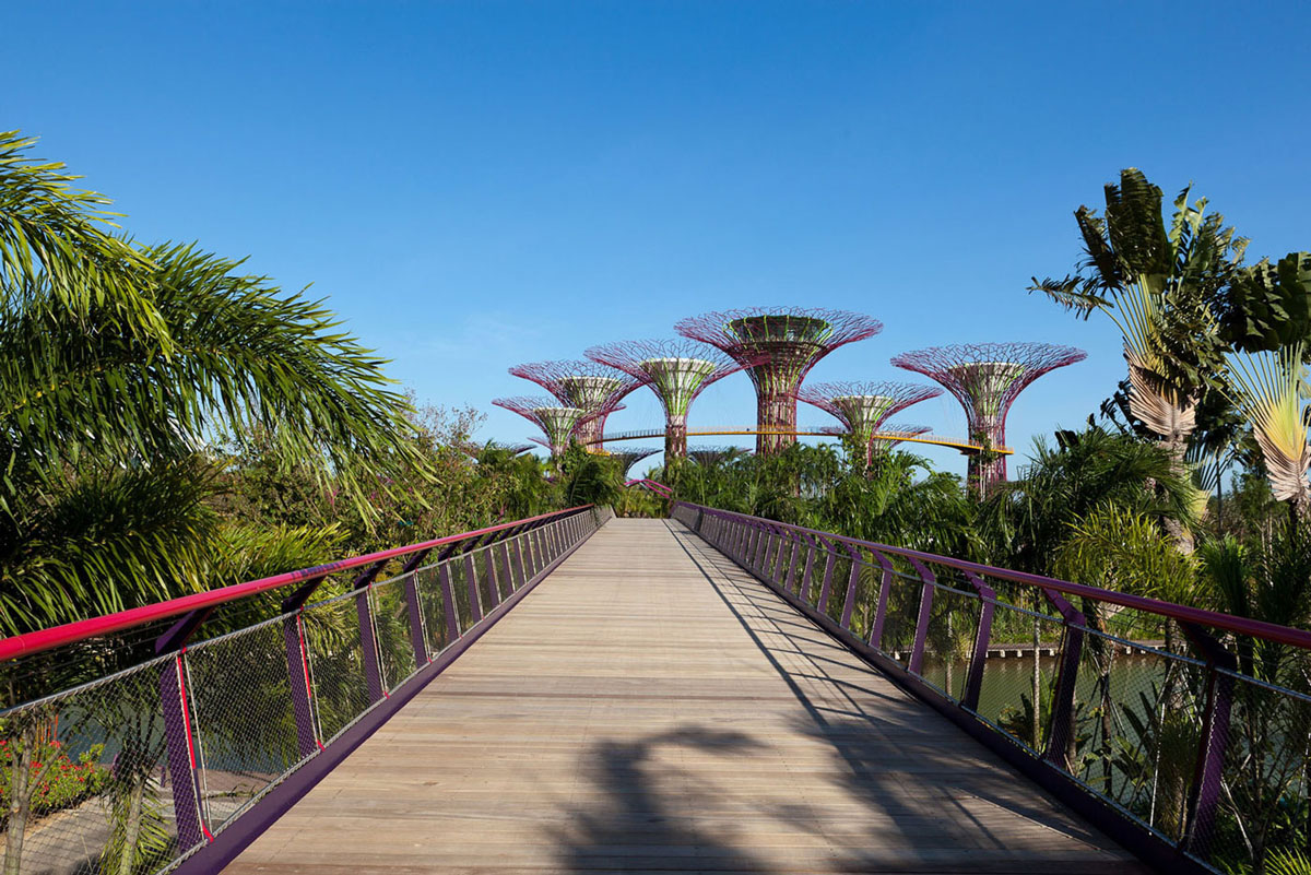 Spectacular Gardens By The Bay In Singapore | iDesignArch | Interior Design, Architecture ...