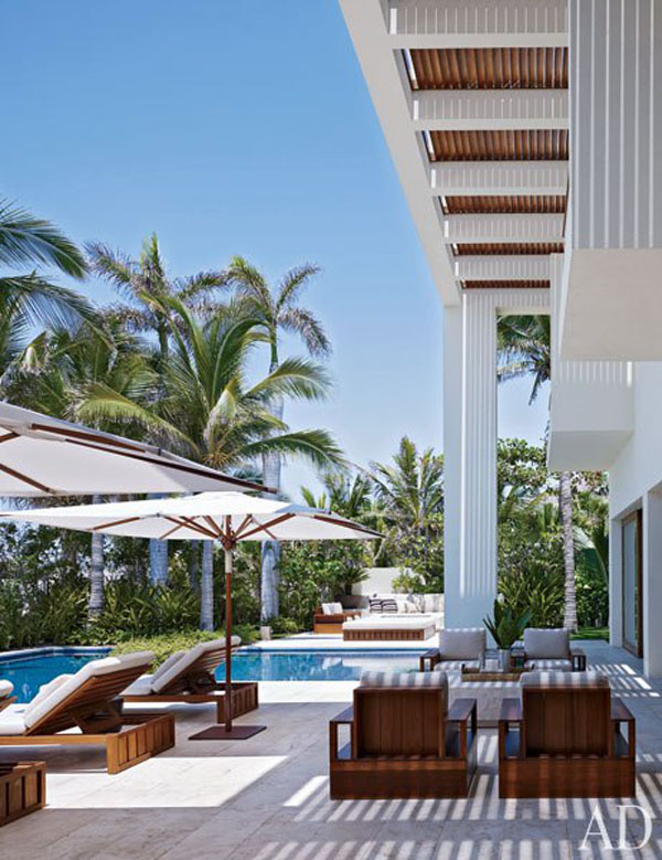 George Clooney's Beachfront Mexican Retreat