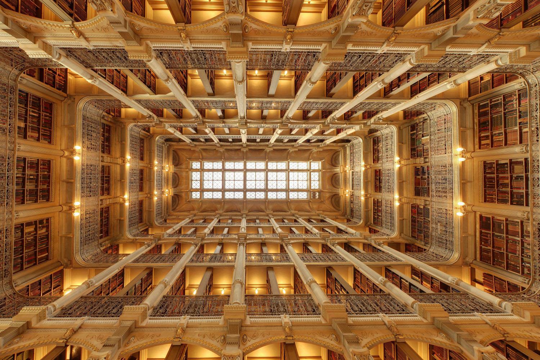 Neo-Renaissance Architecture Interior