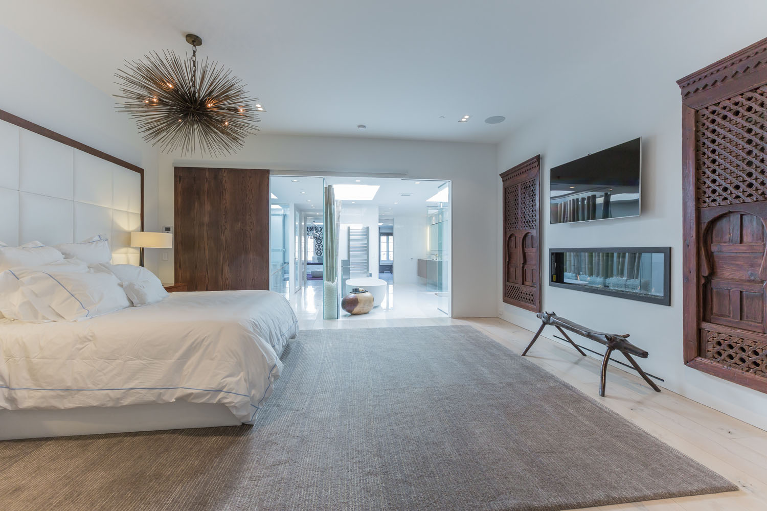 Modern Furniture Georgetown impeccable modern townhouse in georgetown with glass elevator