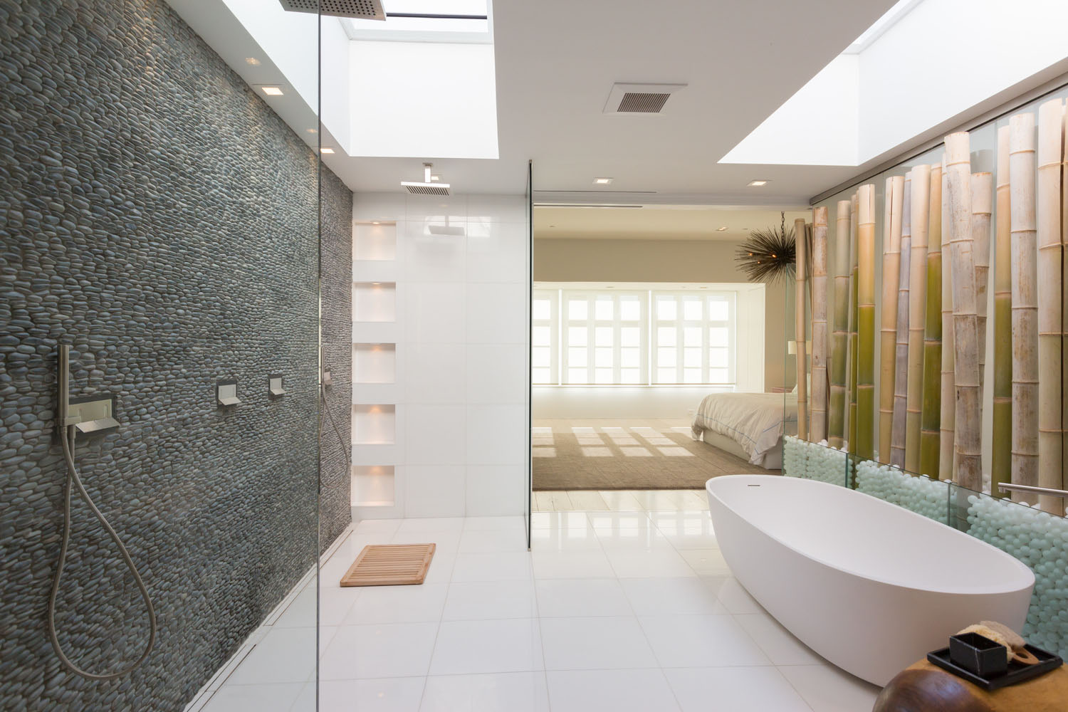 Bali-Inspired Bathroom