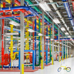 Inside Google's High-Tech Data Centers