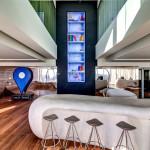 Google Tel Aviv Office Interiors