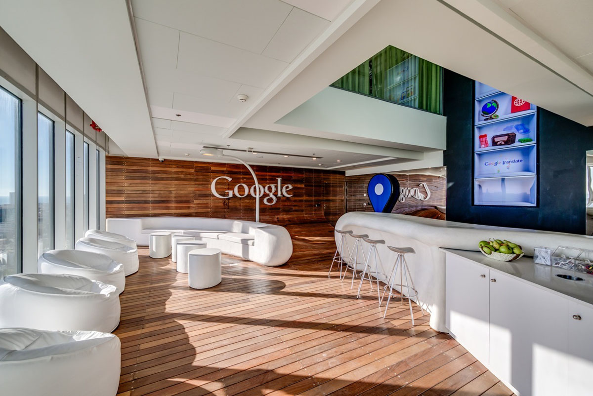 google israel headquarters google tel aviv cafeteria
