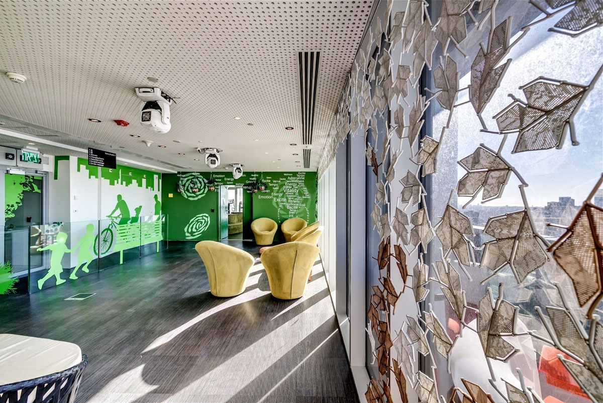 google offices milan. google tel aviv office interiors idesignarch interior design offices milan