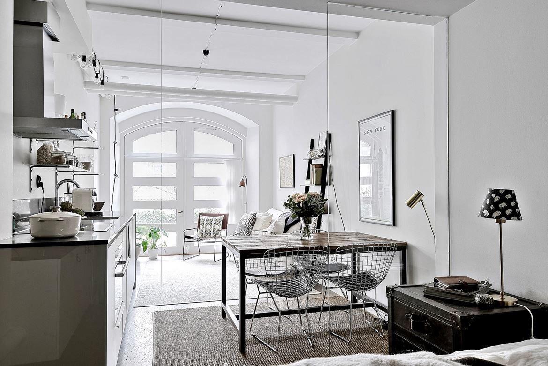 Modern Urban Apartment Living