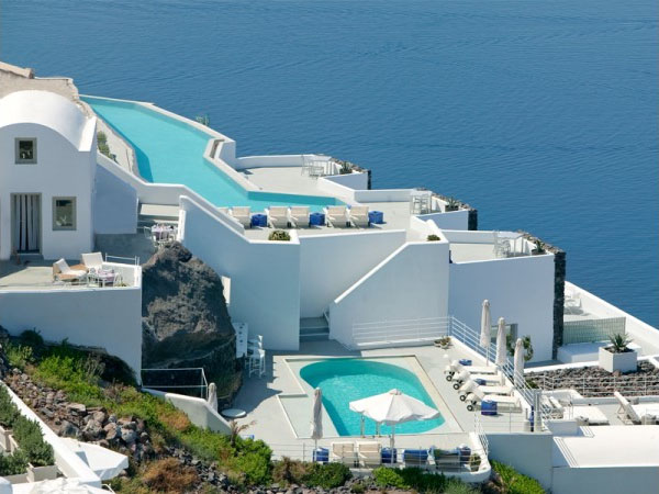 Grace Santorini Hotel Jewel Of The Greek Islands