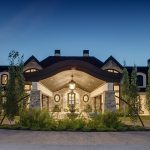 Palatial Country Mansion near the Foothills of the Canadian Rockies