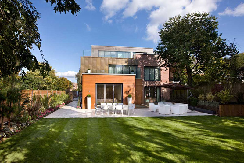 Contemporary home in londons highgate idesignarch interior