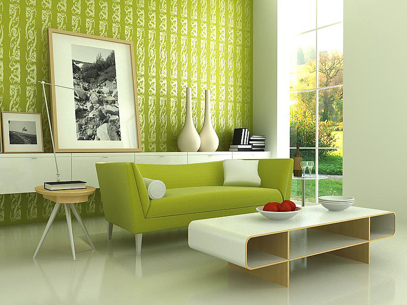 Greenery - 2017 Colour Of The Year | iDesignArch | Interior Design ...