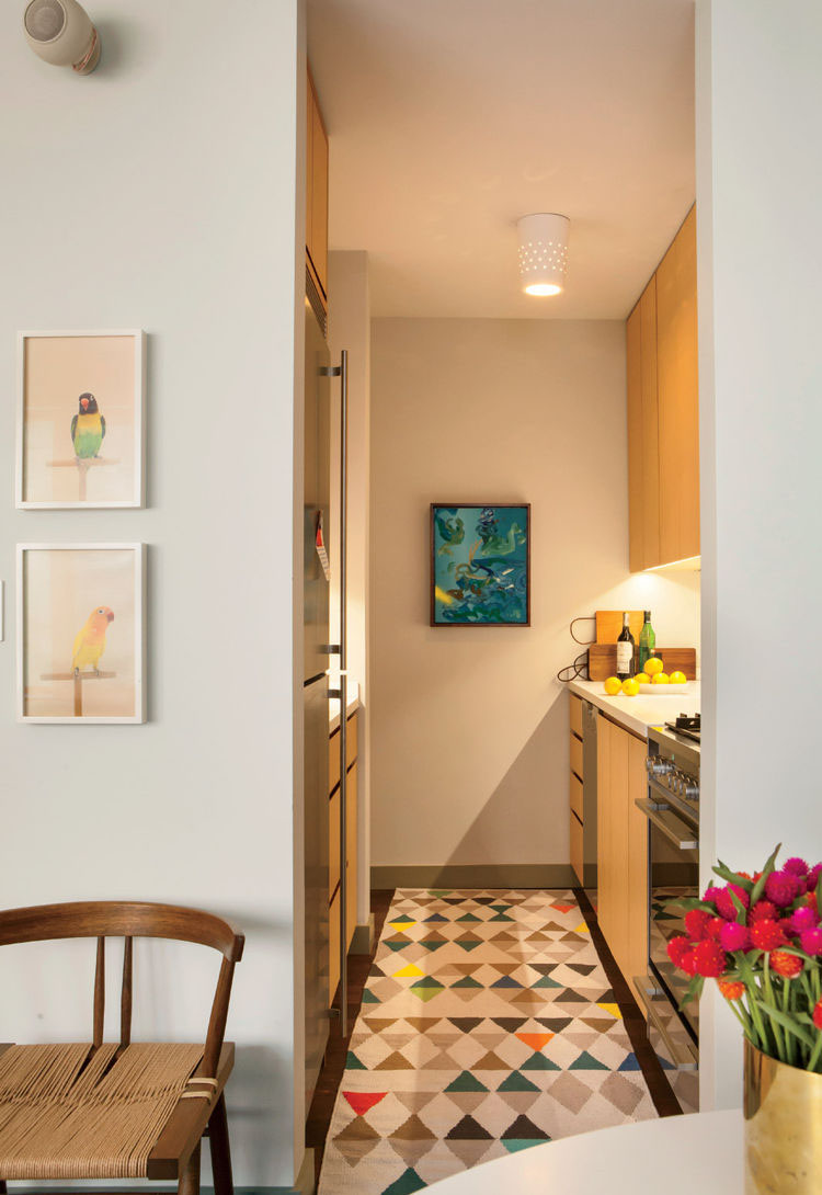 New York Greenwich Village Studio Apartment With Smart