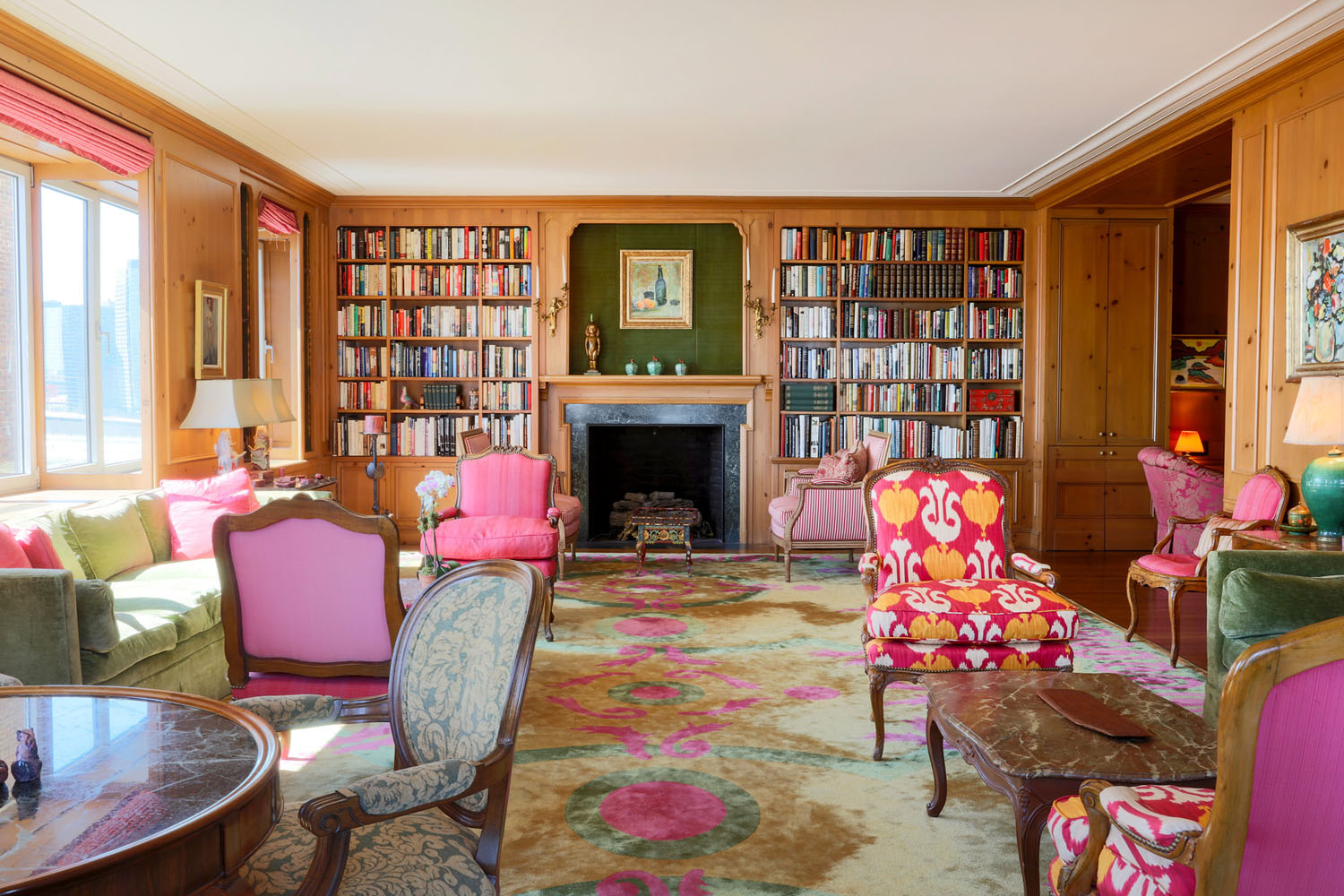 Inside Greta Garbo's New York City Apartment with Views of ...