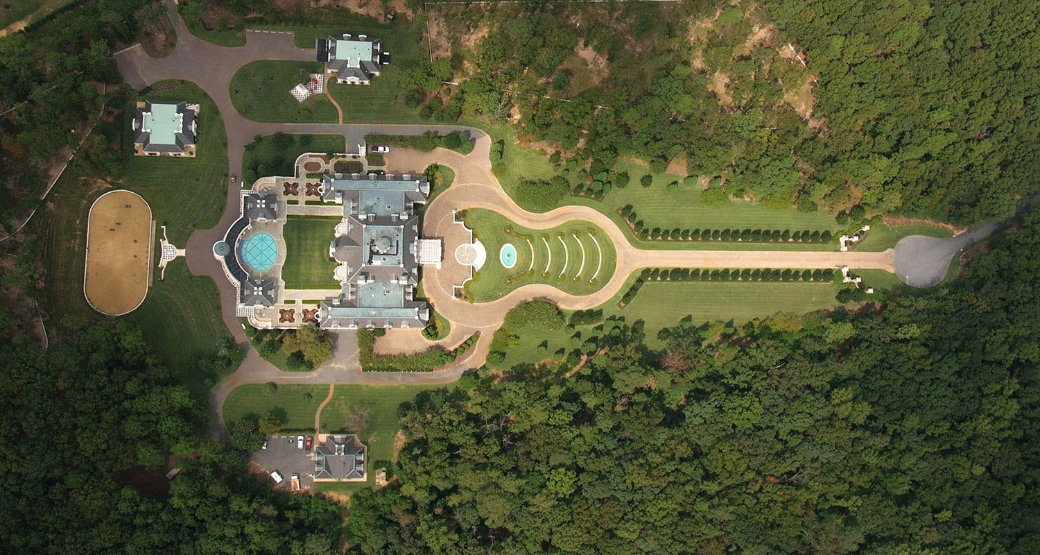 Guitar House A Mega Mansion In Alabama Inspired By