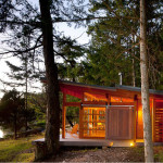 Red Cedar Cabin Paradise On The Gulf Islands