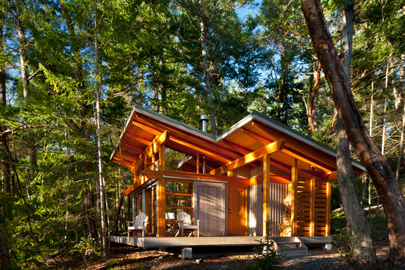 Red Cedar Country Cabin