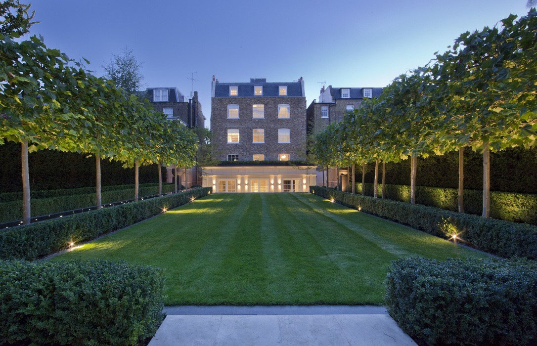 Timeless Classically Inspired Contemporary House London England