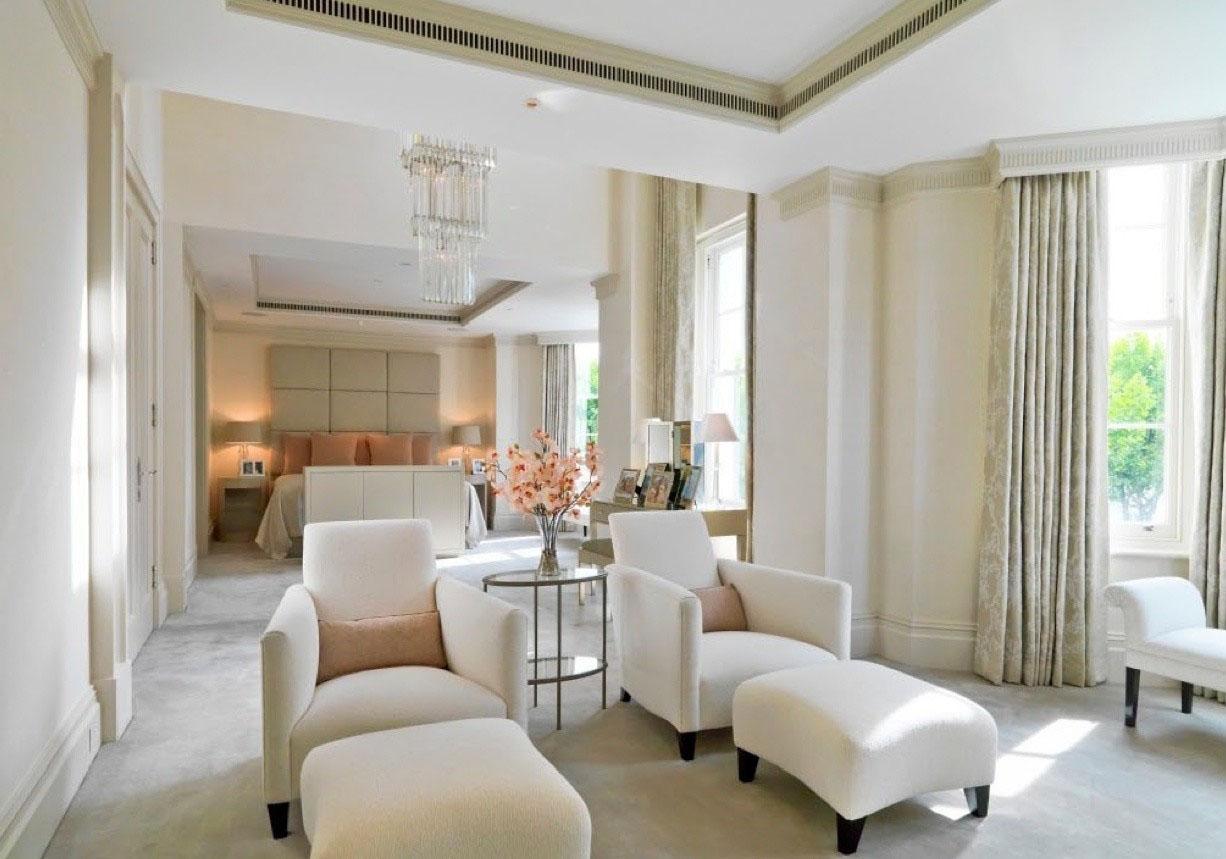 Elegant Classic Contemporary Interior Design Modern Steam Shower
