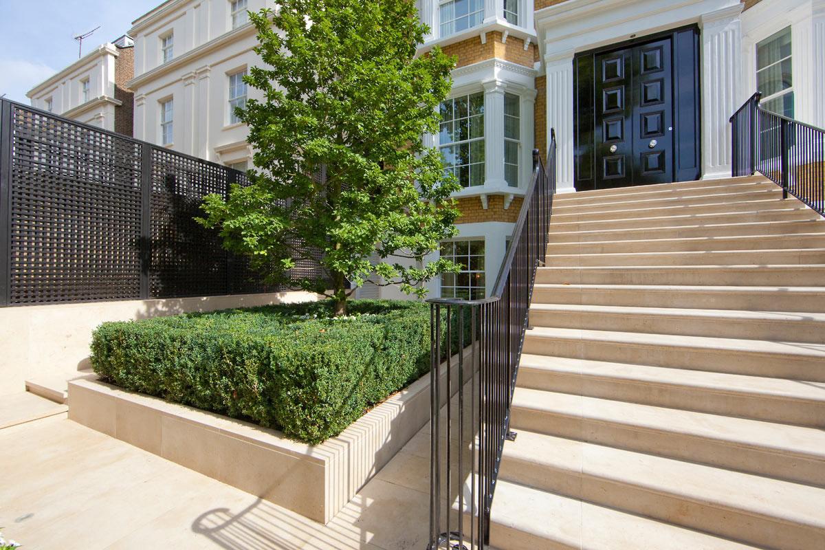 Classically inspired contemporary villa on prestigious for 63 hamilton terrace