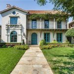 Mediterranean Style Luxury Mansion In University Park