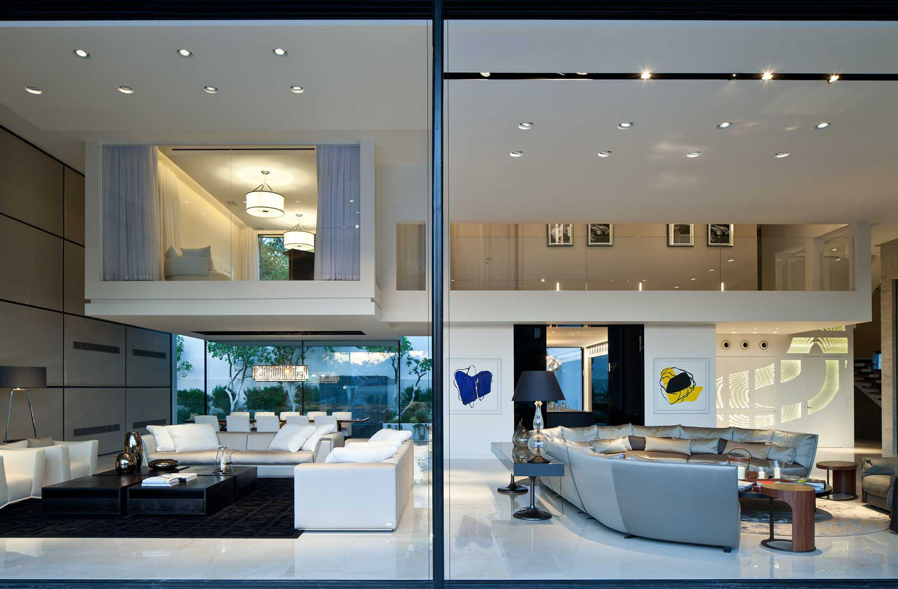 Sophisticated Modern Home. Modern Cube House In Israel Offers The Ultimate In Refined Luxury