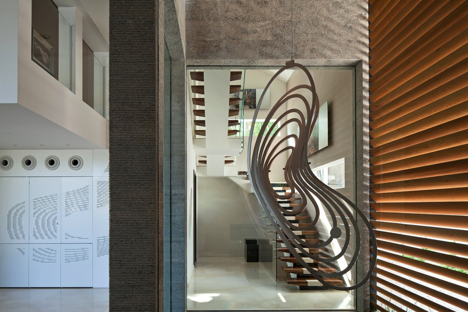 Modern Cube House In Israel Offers The Ultimate In Refined Luxury ...