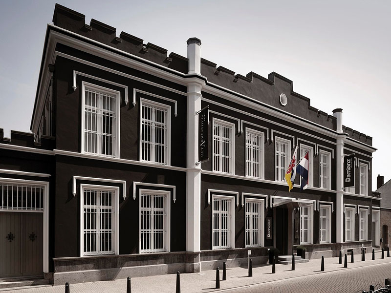 High Quality Het Arresthuis U2013 Nineteenth Century Prison Converted Into Boutique Hotel Design Ideas