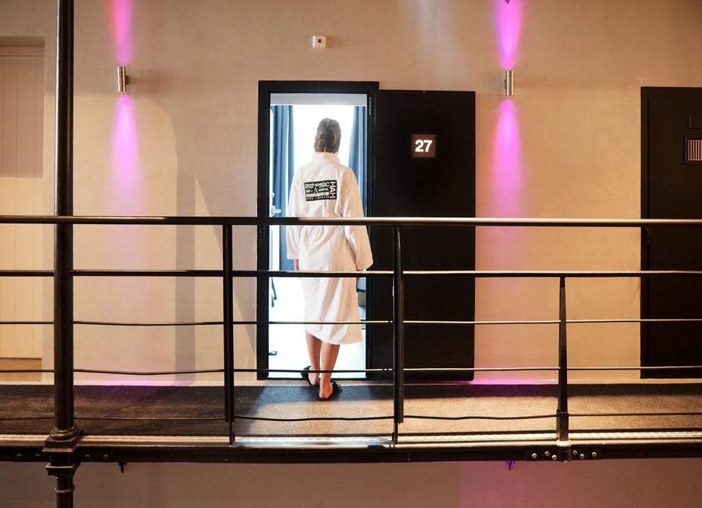 زندان لوکس و مدرن که هر مجرمی آرزوی آن را دارد + عکس