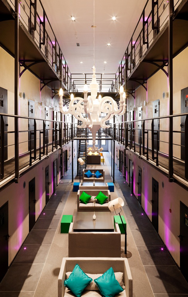 Het Arresthuis Hotel · Former Jail Converted Into Hotel Pictures Gallery