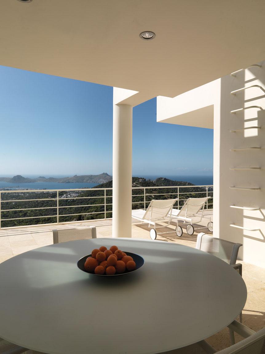 Bodrum Ocean View Home