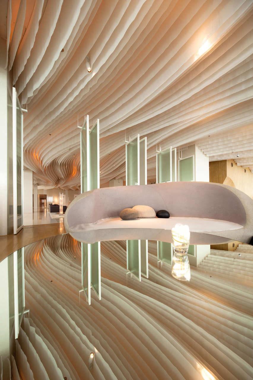 Hilton Pattaya Floating Hotel In Thailand IDesignArch
