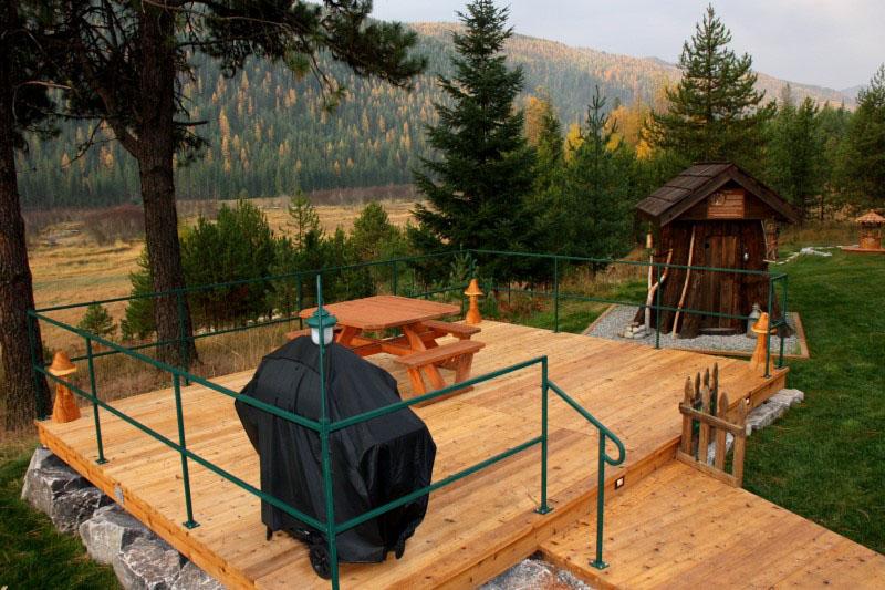 Hobbit House Of Montana Idesignarch Interior Design