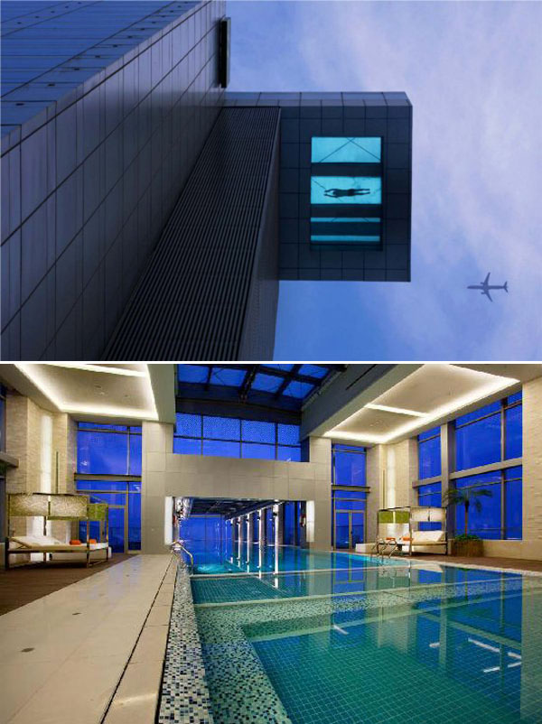 World S Most Amazing Swimming Pools world's most amazing hotel swimming pools | idesignarch | interior