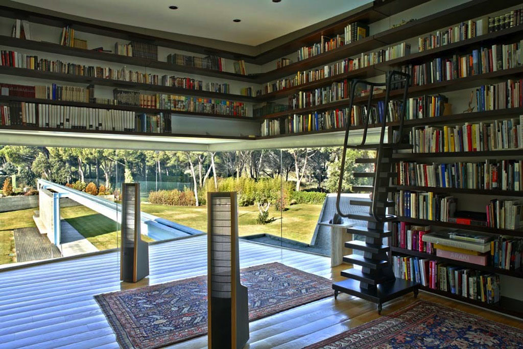 Unique Home Libraries Idesignarch Interior Design Architecture Interior Decorating Emagazine