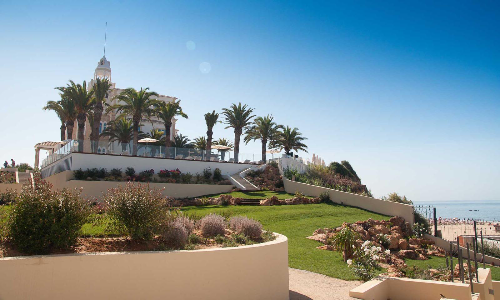 Algarve Portugal Luxury Hotel