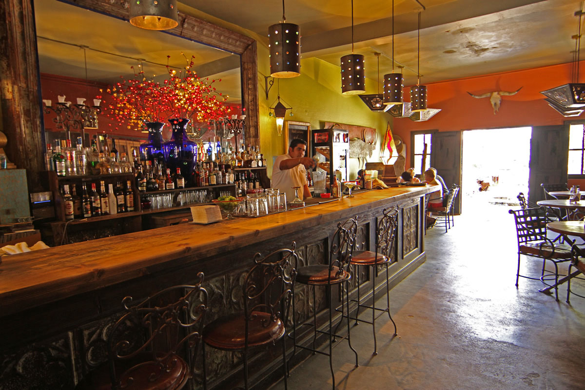 Hotel California Mexican Charm In Todos Santos