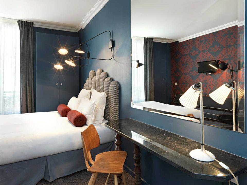 Hotel Paradis Paris Idesignarch Interior Design