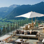 Swiss Mountain Paradise At Hotel Villa Honegg
