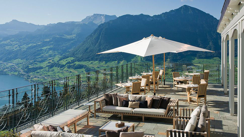 Lake Lucerne Mountain Retreat
