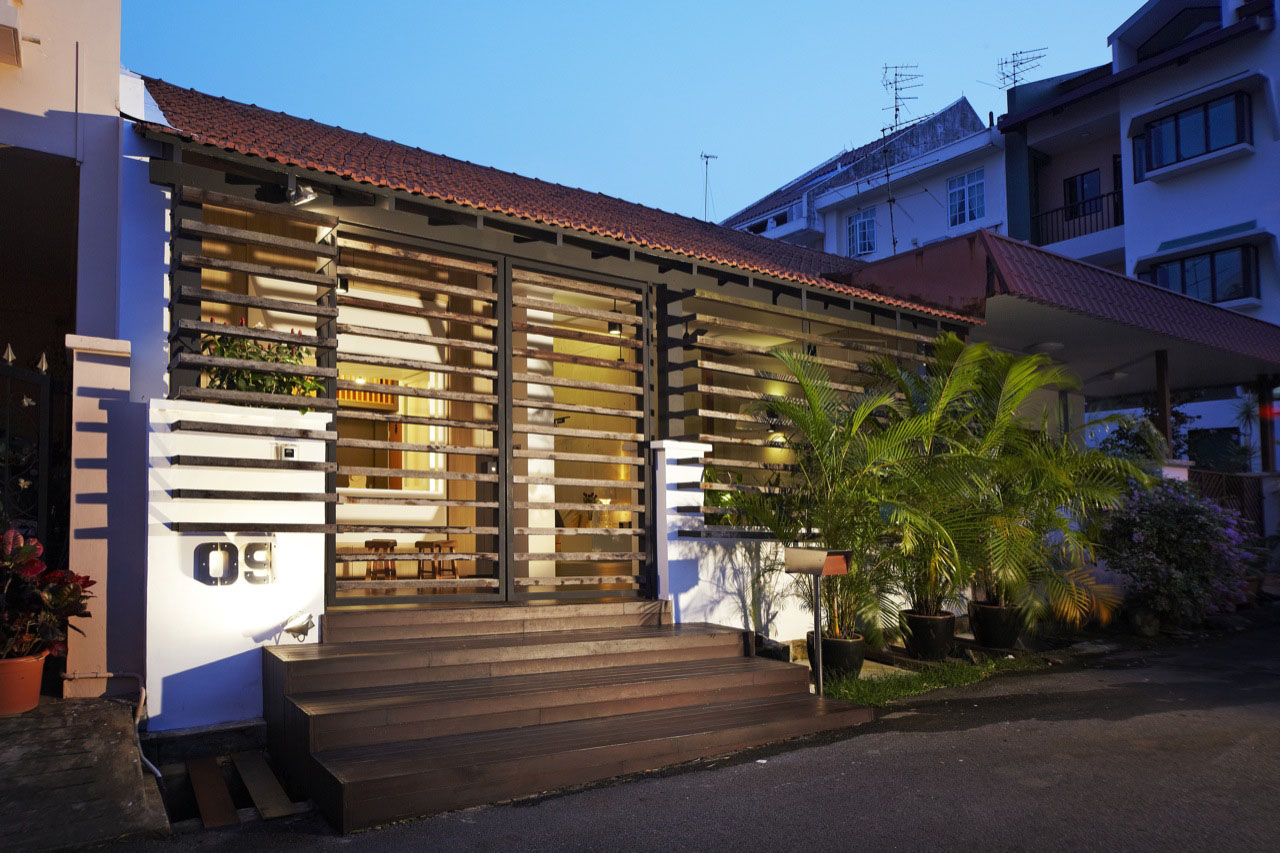 Small house with big idea in singapore for Home design ideas singapore