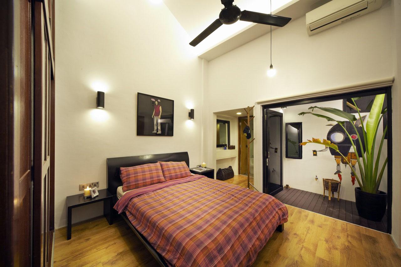 Bedroom Interior Apartment