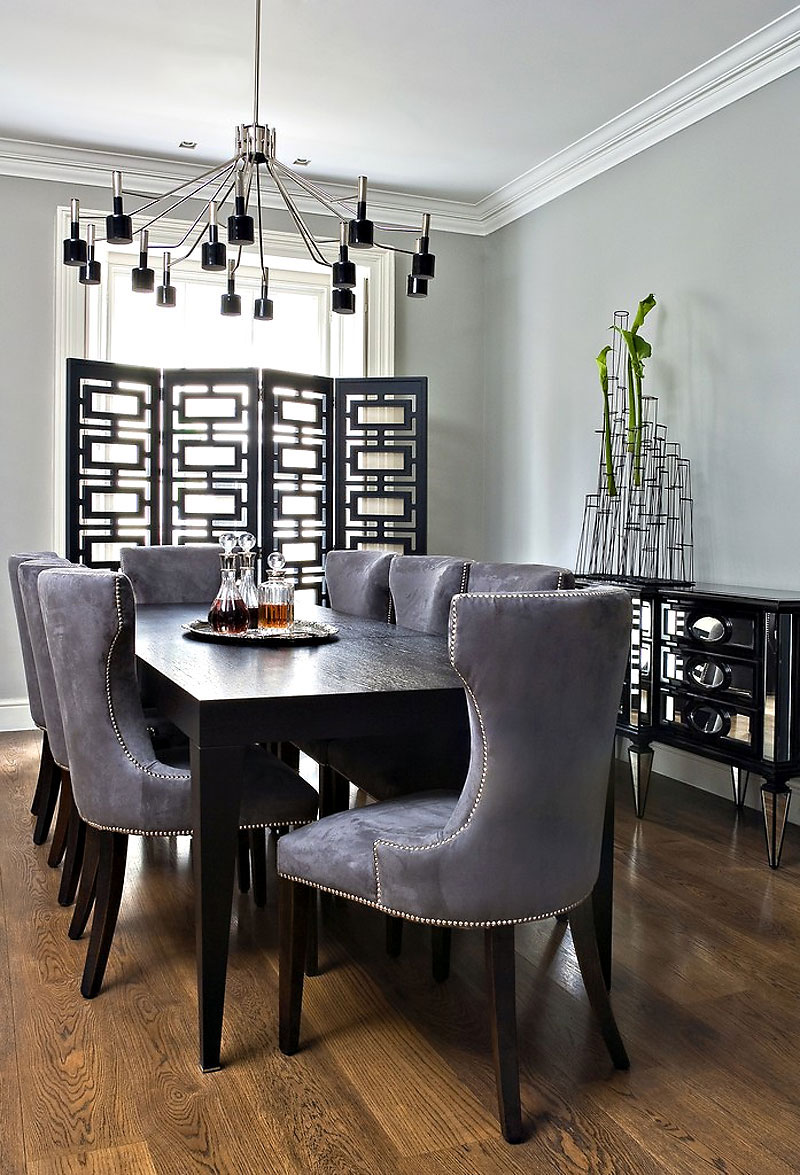 Contemporary London Hyde Park Townhouse IDesignArch Interior