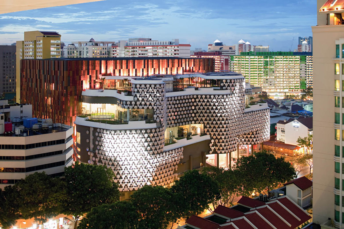Iluma Retail Development In Singapore Idesignarch