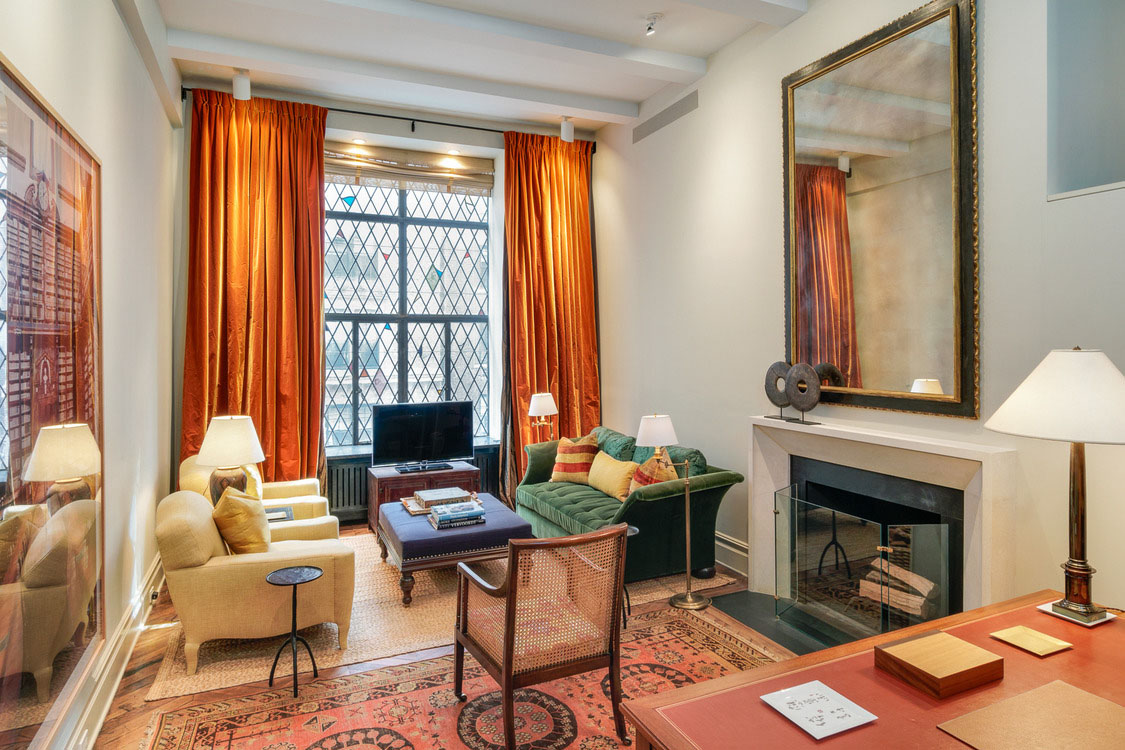 Ina Garten 39 S Ultra Chic New York City Apartment With Hotel