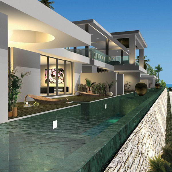 Low Rise Luxury Apartment In Koh Samui Idesignarch