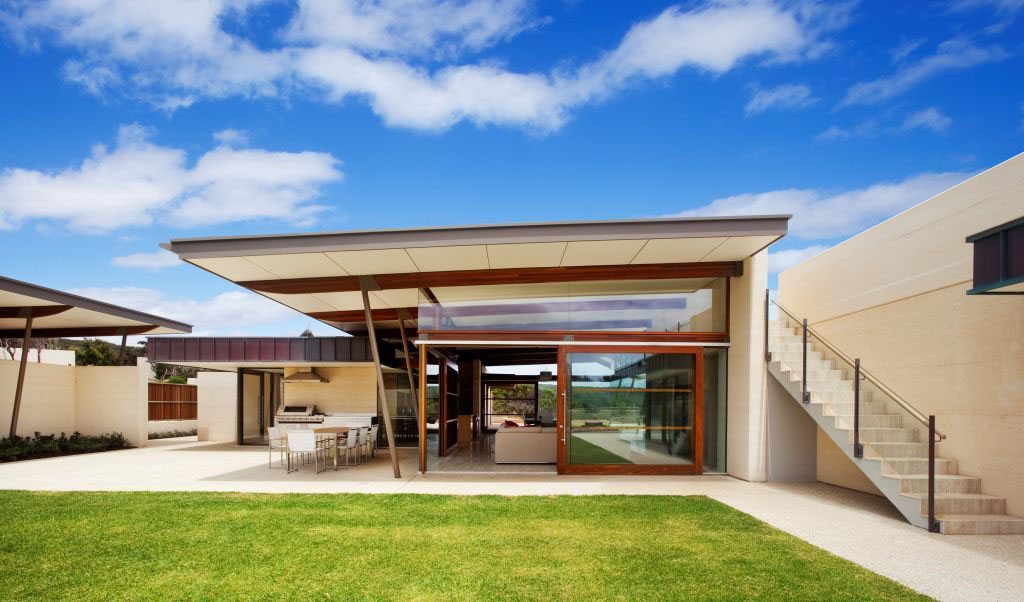 Spectacular beach house in western australia idesignarch for Australian beach house designs