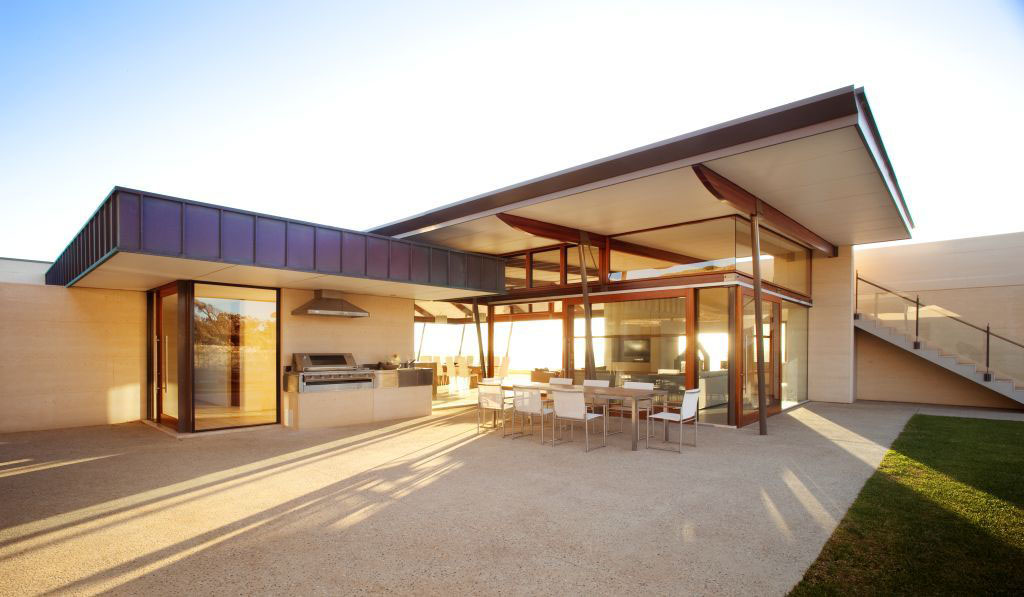 Spectacular Beach House In Western Australia Idesignarch