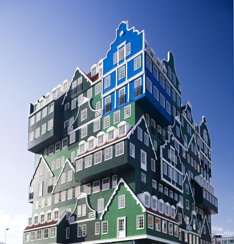 Inntel Hotel Amsterdam Zaandam U2013 A Real Life Gingerbread House