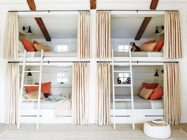 Inspiring Bunk Bed Room Ideas | iDesignArch | Interior Design ...
