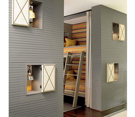 Coolest Bunk Beds inspiring bunk bed room ideas | idesignarch | interior design