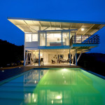 Secluded Environmentally Friendly House In Costa Rica